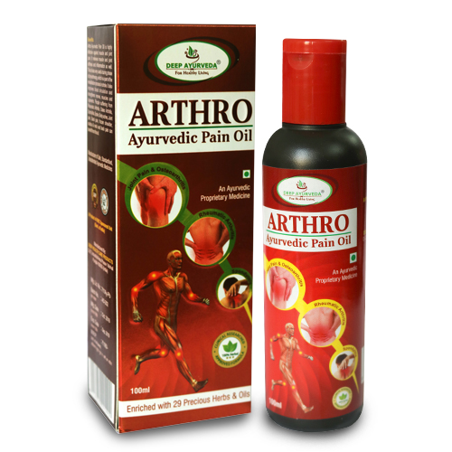 Arthro Ayurvedic Pain Oil
