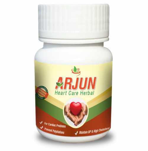 Arjun Heart Care Capsule