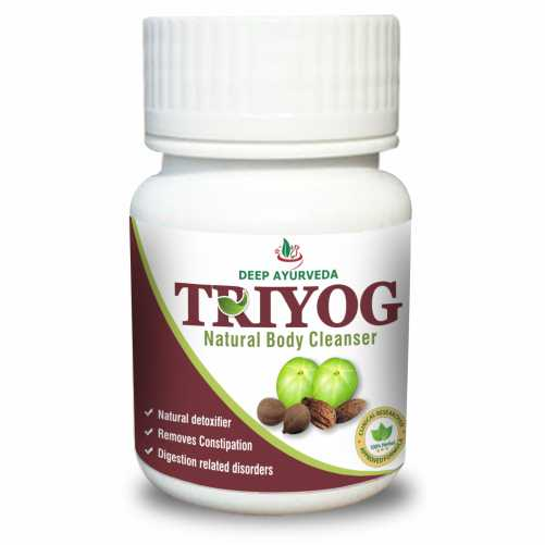 Triyog Herbal Capsule